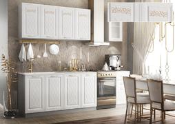 Кухня Вита Голд 2,0м белый