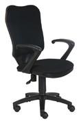 Кресло Бюрократ CH-540AXSN черный