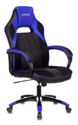 Кресло игровое Zombie VIKING 2 AERO черный/синий