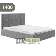 Кровать Куба 1400