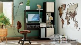 Домашний офис Дебют венге - лоредо