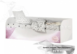 Кровать с подъёмным механизмом Трио КРП-01 Рапунцель