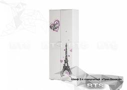 Шкаф для одежды Трио ШК-09 Бонжур