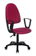 Кресло компьютерное CH-1300N бордовый 15-11