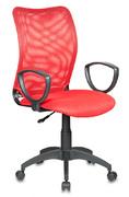 Кресло компьютерное СН-599 R красный