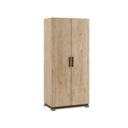 Шкаф комбинированный МШ-1 Модена гикори - венге