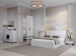 Спальный гарнитур Модена анкор светлый композиция-2