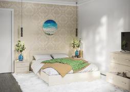 Модульная спальня Ронда сосна карелия комплект-2