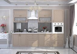 Модульная кухня серии Модена дуб кофе
