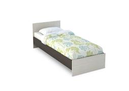Кровать КР 554 Бася венге - дуб белфорт