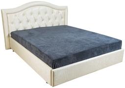 Кровать Виктория-1 1,6 vega dark brown