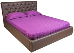 Кровать Виктория-2 1,6 vega white