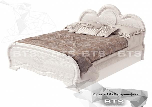 Кровать 1600 Филадельфия КР-03