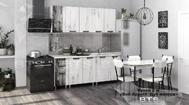Кухня Bon Appetit МДФ 2,0м дуб винтаж
