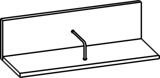 Полка Мелисса ПЛ-2804