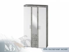 Шкаф 3-х створчатый Инстайл ШК-30