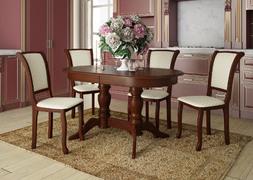 Стол обеденный Мираж-2 венге