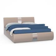 Кровать Вик ТР 80 Челси к/з гранд натурель бежевый