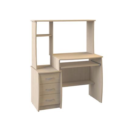 Стол компьютерный Комфорт-5 СК дуб паллада