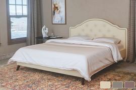 Кровать двойная 160 Эскада лекко аш