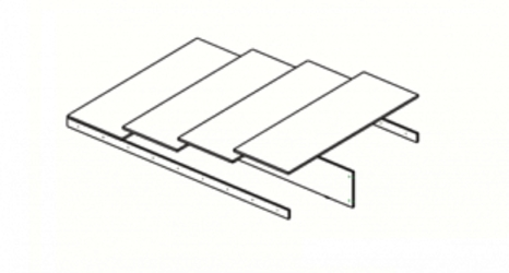 Основание для кроватей Домани 1,4 настил из ДСП