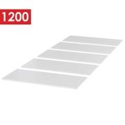 Проложка для кроватей 1,2 ЛДСП белый