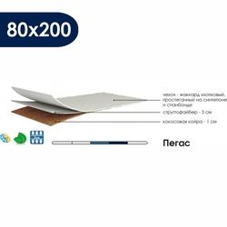 Наматрасник Пегас 80х200