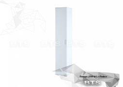 Пенал ПН-01 Тойс белый