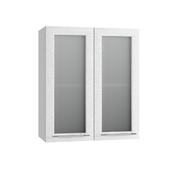 Шкаф верхний со стеклом Олива ПС 600