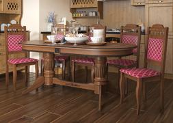 Стол обеденный Рио-К орех