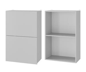 Шкаф настенный с дверями 6В4.9