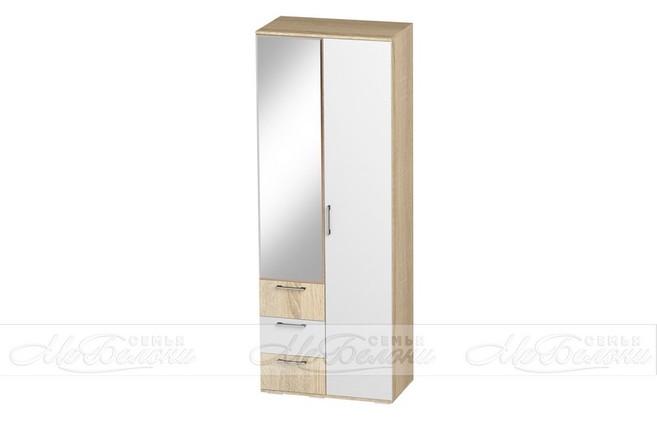 Шкаф 2-х створчатый Белладжио ШК-12