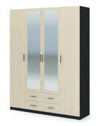 Шкаф 4х створчатый Гармония ШК-602М