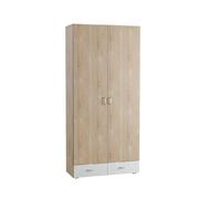 Шкаф МЦН 03.223 Линда дуб сонома - белый