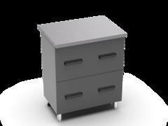 Шкаф нижний горизонтальный Контемп ШНГ 800