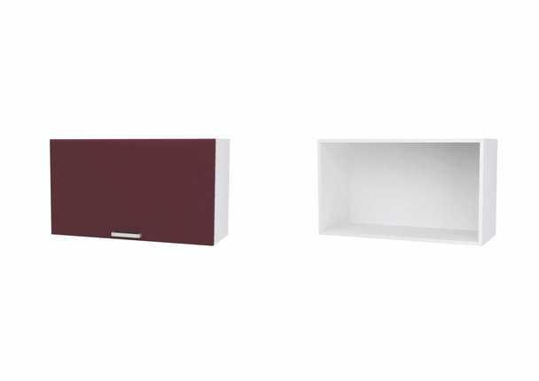 Шкаф верхний горизонтальный Дина ЛДСП принт ШВГ 800