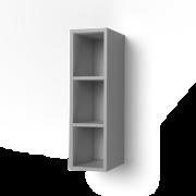 Шкаф верхний открытый Крафт ШВО 200 оранж
