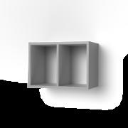 Шкаф верхний открытый Крафт ШВО 500х оранж