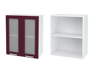 Шкаф верхний со стеклом Мария ШВС 600