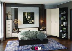 Модульная спальня Гармония венге - дуб белфорт композиция-2