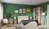 Модульная спальня Лирика дуб сонома - венге комплект-1