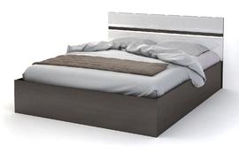 Кровать 1,6 Вегас вегас - белый глянец