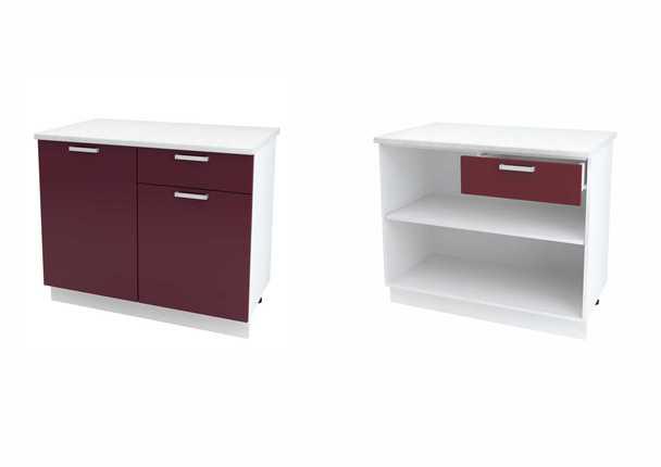Шкаф нижний с 1 ящиком Линда ШН1Я 1000