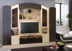 Гостиная мебель Мальта венге - дуб белфорт