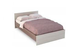 Кровать Бася КР-558 1600 шимо темный - шимо светлый