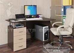 Стол компьютерный Лорд венге - лоредо