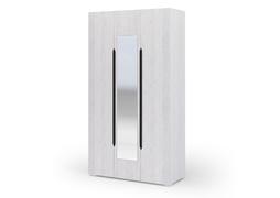 Шкаф 3х створчатый Валенсия ШК-012 дуб анкор светлый