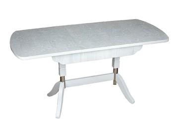 Стол раздвижной Вектор-4 белый