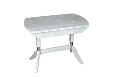 Стол раздвижной Вектор-5 белый